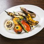 グリル温野菜