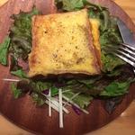 フレンチサンド  ツナマヨ&チーズ