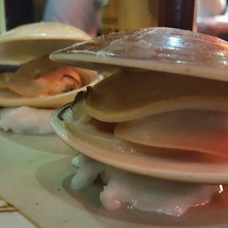 焼き蛤(ぎんます )