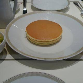 インペリアルパンケーキ ミックスフルーツ添え(パークサイドダイナー(帝国ホテル))