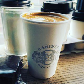 キャラメル・マッドスライド(ストリーマーコーヒーカンパニー 原宿店 (STREAMER COFFEE COMPANY))