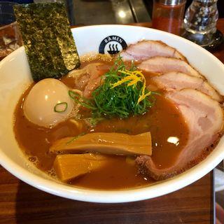 チャーシュー味玉醤油(らーめん ごっつ (RAMEN GOTTSU))