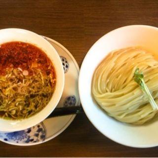 醤油つけ麺( 生姜バージョン)(らぁ麺 紫陽花 (ラアメン アジサイ))