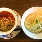 醤油つけ麺( 生姜バージョン)