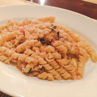 トマトソースパスタ(ボガマリ・クチーナ・マリナーラ (Bogamari Cucina Marinara))