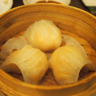 海老蒸し餃子(菜香)