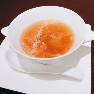 フカヒレスープ(中國料理 北京 (チュウゴクリョウリ ペキン))