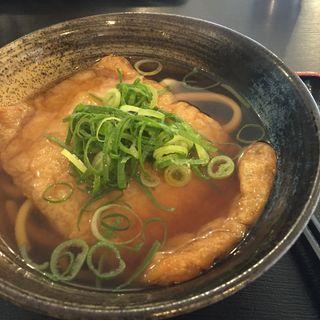 きつねうどん(阿波半田製麺所 )