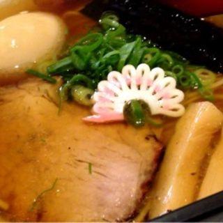 味玉醤油らーめん(神楽 (カグラ))