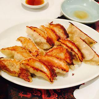 焼き餃子(歓歓 (ほあんほあん))