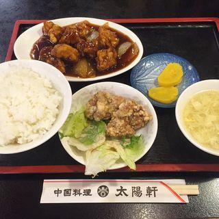 酢豚ランチ(太陽軒 川崎店)