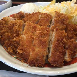 鶏もも唐揚げおろしポン酢定食(鳥良商店 なんば南海通り入口店 )