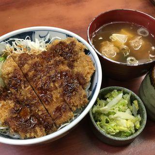 ソースカツ丼(とんかつ 茅 (かや))