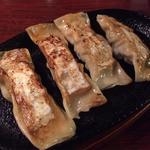 鉄板棒餃子(4個)