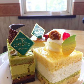 ケーキ(パティスリー クリアンテール (PATISSERIE ClienTele))