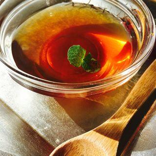 紅茶のジュレ(ビブラビブレ )