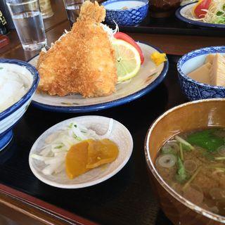 岩魚定食(青木屋 )