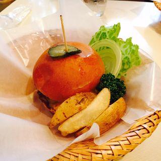 チーズハンバーガー(ボンネツト )