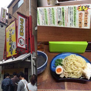 黒ごまつけ麺 大盛(坦々つけ麺 ごまゴマ )