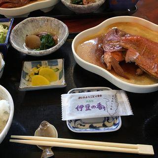 金目鯛煮付定食(一心 )