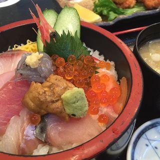 魚ごころ丼(魚ごころ 季魚喜人)