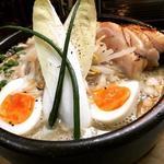 煮干し白湯V3(麺のようじ (【旧店名】大阪拳))