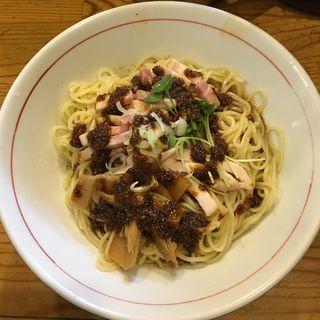 冷やし味噌油そば(麺屋KABOちゃん)