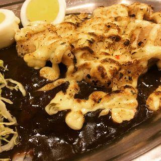 炙り唐揚げタルタルカレー(ゴーゴーカレー 渋谷宇田川町店 )