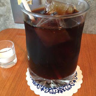アイスコーヒー(COFFEE JAZZ GENIUS (コーヒージャズジ ニアス))
