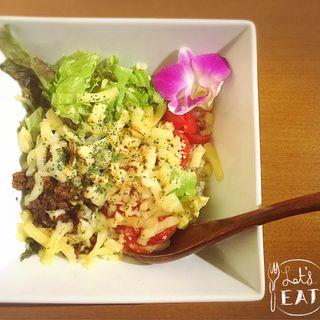 タコライス(ダブル レインボー カフェ (DOUBLE RAINBOW CAFE))