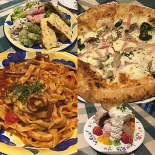 ペアランチ(大衆イタリア食堂アレグロ つかしん店 )