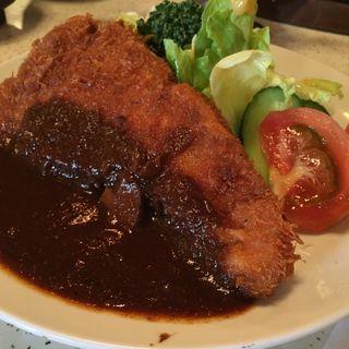 ポークロースカツ(ファミリーレストラン五十番 )