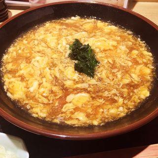 とろり玉子かけ蕎麦(竹若 上野アトレ店 )