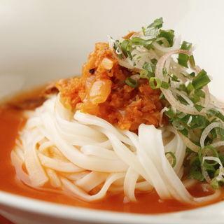 ピリ辛冷麺(あふそや)