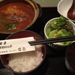 煮込ハンバーグ(横濱みなと亭 青山店 )