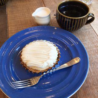 レモンチーズパイ(ポンポンケーキ BLVD. (POMPONCAKES))