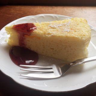 ヨーグルトケーキ(白金台ぶどうの樹 )