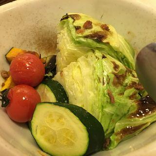 温野菜のオーブンサラダ(ピッツェリア ルミーノ (Lumino))