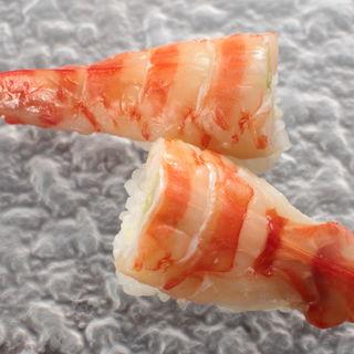 海老の握り(Sushi Dining Kugi )