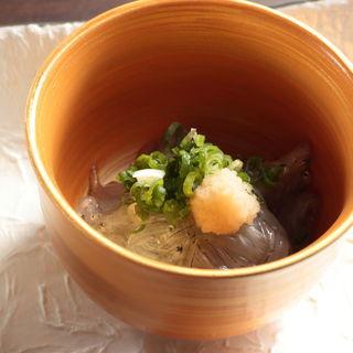 生シラス和え(Sushi Dining Kugi )