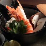 海老 鱧 松茸 鍋(Sushi Dining Kugi )