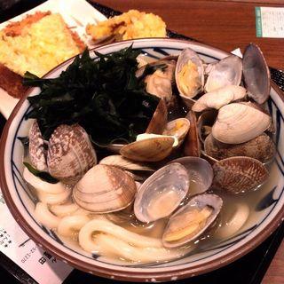 アサリバター(丸亀製麺)