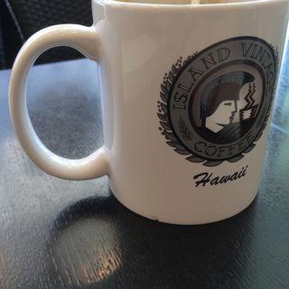 カプチーノ(アイランド ヴィンテージ コーヒー 横浜ベイクオーター店 (Island Vintage Coffee))