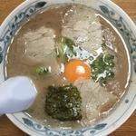 卵入りラーメン(幸陽閣 (コウヨウカク))