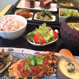 お魚プレート(millet )