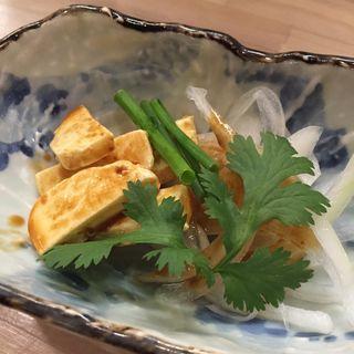 クリームチーズの味噌おでん(凡才 (BON-SAI))