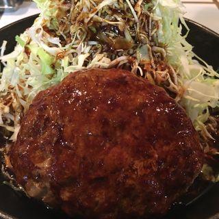 トンバーグ(東京トンテキ 札幌店)