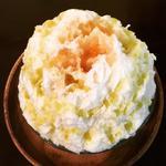 レモンとオリーブオイル(イタリアン✖富士山天然氷 シロッポ )