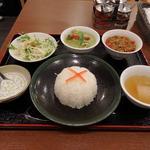 ガパオ&グリーンカレーSPセット(いなかむら 新御徒町店 )