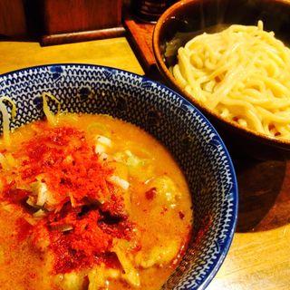 辛味噌つけ麺(二代目 つけ蔵 )